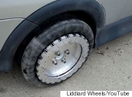 Goodbye, Parallel Parking. These Tires Let You Drive SIDEWAYS