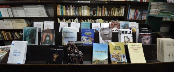ALGERIA BOOKS