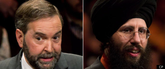 NPD ALLIANCE MULCAIR SINGH