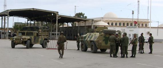 ARMY OF TUNISIA