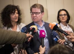 Wie der SPD-Linke Ralf Stegner von den eigenen Reihen Prügel bezieht