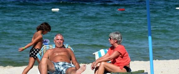 BRITISH TOURISTS TUNISIA