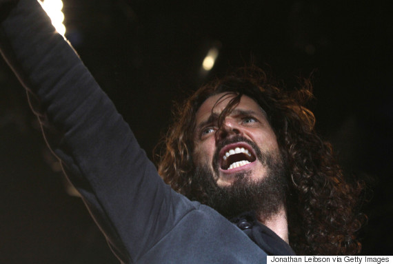chris cornell and festival
