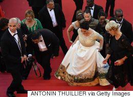 Au festival de Cannes, le détail politique de la robe de la ministre de la culture israélienne