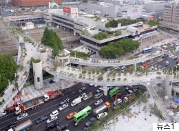 서울로7017은 '살아있는 식물도감'이지만, 공중정원은 아니었다