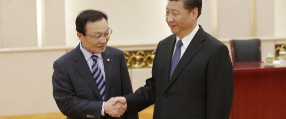 XI JINPING KOREA