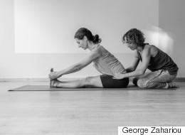 Μήπως κάνοντας γιόγκα προσπαθείς υπερβολικά; Τι θα έλεγες να μείνεις «ακίνητος»;
