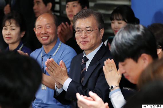 moon jae in