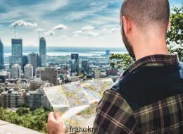 Montréal en voie d'être envahie par les touristes