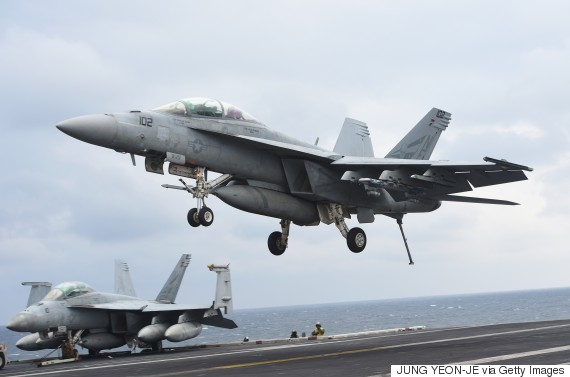 Boeing spooked by Canada's threat to F/A-18 deal, seeks talks