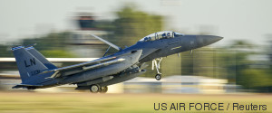 US AIRFORCE SYRIA