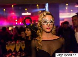 Styles de soirée: l'inauguration en grand du nouveau club La Voûte