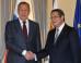 Συνάντηση Αναστασιάδη-Λαβρόφ. «Η Μόσχα συνεχίζει να στηρίζει τις προσπάθειες επίλυσης του Κυπριακού»