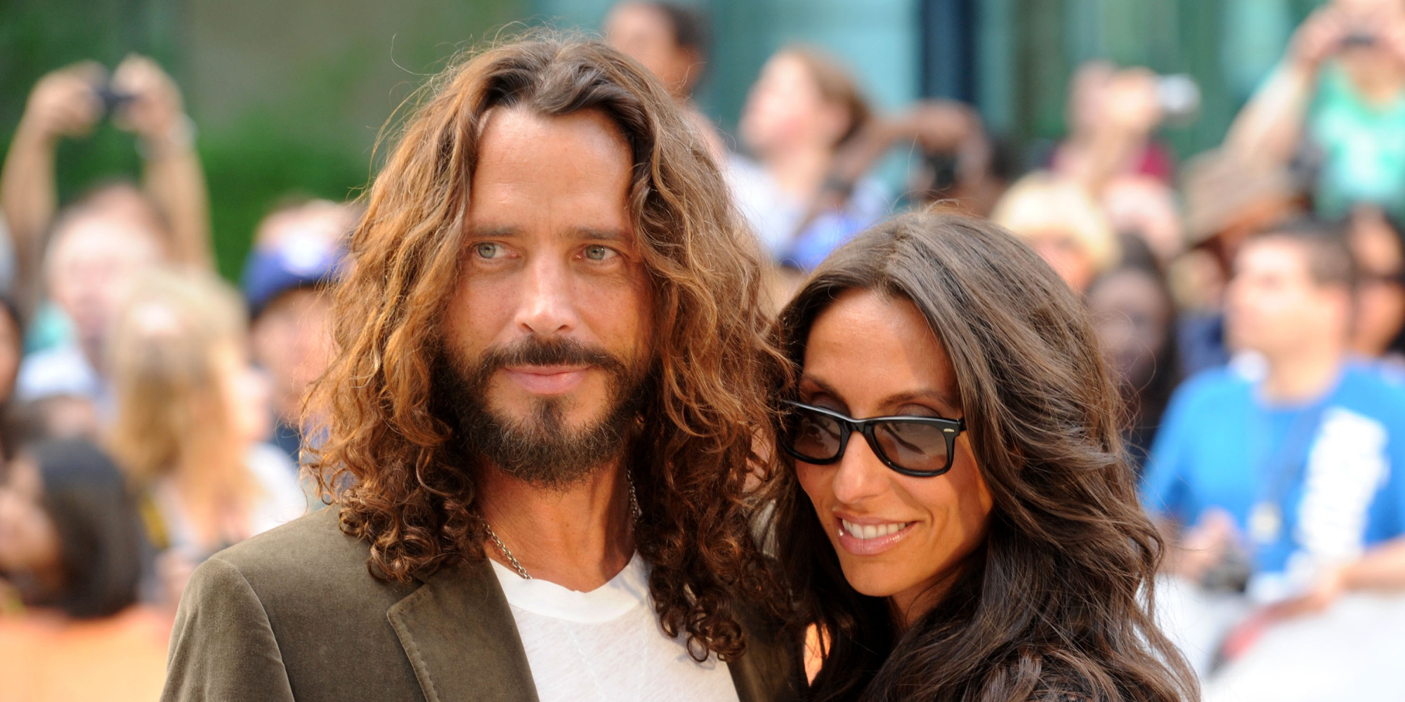 Chris Cornell: Chris Cornell's Wife Blames Anxiety Meds For His Death