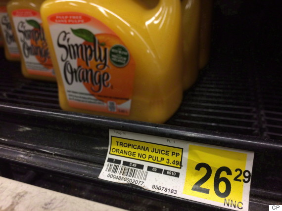 nunavut food prices