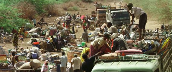 FLCHTLINGSKRISE SUDAN