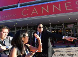 Teile des Festival-Palasts von Cannes zeitweise evakuiert