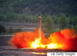 북한이 또 미사일을 발사했다