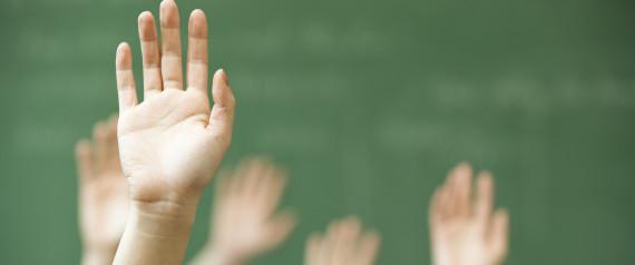 TEENAGE BOYS AT SCHOOL