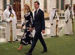 فستان إيفانكا ترامب