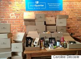 Monquartier en boîte, nouvelle plateforme de vente en ligne pour les quartiers centraux de Québec