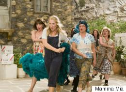 영화 '맘마미아'의 속편 계획이 발표됐다(공식)