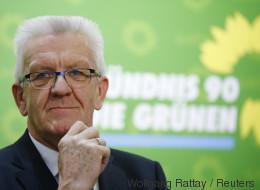 Grünen-Politiker Kretschmann richtet eine eindringliche Warnung an seine Partei