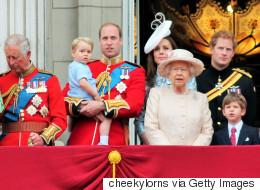 Δεν θα ακούσετε ποτέ αυτές τις λέξεις από μία βασιλική οικογένεια. Και (ναι) υπάρχει λόγος