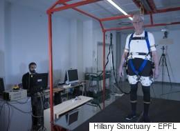 «Έξυπνος» ρομποτικός εξωσκελετός για ηλικιωμένους