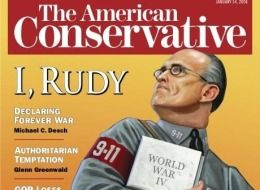 Giuliani Facist Cover