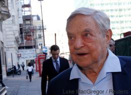 Finanzmarkt-Legende George Soros wettet Millionen auf Scheitern von Donald Trump