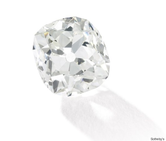 sothebys flea market diamond