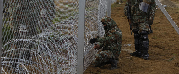 BARBED WIRE HUNGARY