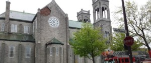 SAINTSACREMENT CHURCH QUEBEC