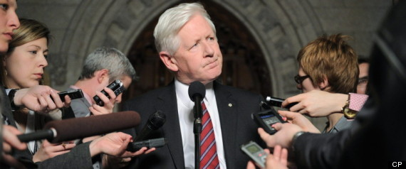 ROBOCALLS SCANDAL BOB RAE