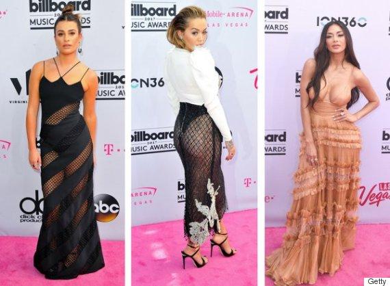 billboard awards 2017 red carpet