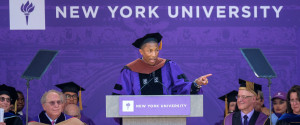PHARRELL WILLIAMS NEW YORK UNIVERSITY