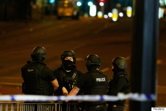 Police arrest six in relation to Manchester attack