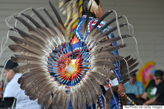 indigenous pow wow canada