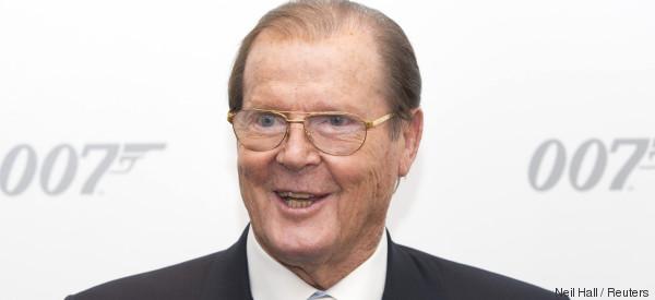 James-Bond-Darsteller Roger Moore ist gestorben