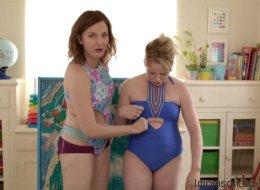 Ces mères ont la réaction parfaite devant les maillots à la mode