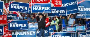 CANADA POLITICAL PARTIES