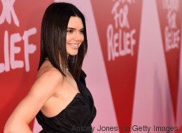 Kendall Jenner a porté le «crop top» le plus imposant jamais vu!