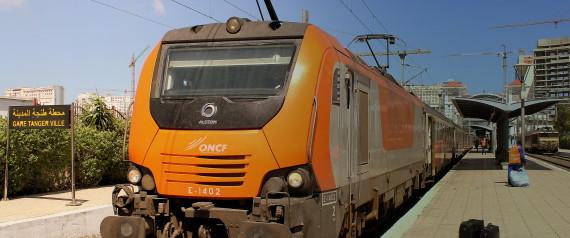 ONCF TRAIN