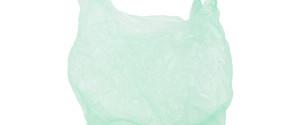 PLASTIC BAGS GREEN