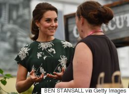 Duchess' Green Dress Proves The 'Kate Effect' Is Still In Full Swing