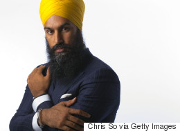 Will Canadians See The Jagmeet Singh Beneath The Turban?