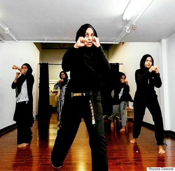 rhyana dawood