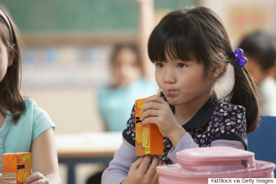 Orange quashed: USA  pediatricians dismiss health benefits of 100% fruit drinks