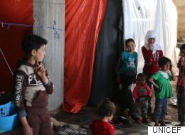 Violence Uproots Children From Homes And Schools In Dar'a, Southern Syria